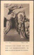 DP. ROSETTE SADET ° KORTRIJK 1921- + ST KRUIS 1936 - LEERLING APOSTELINNENSCHOOL TE BRUGGE - Religion & Esotérisme