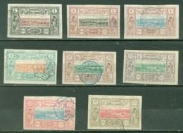 Cotes Fr Des Somalis    6 à 13   Ob Et  *    Voir Scan Et Description - Côte Française Des Somalis (1894-1967)
