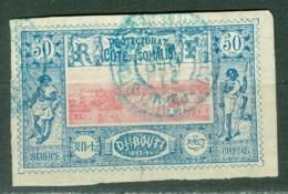 Cotes Fr Des Somalis    15   Ob   TB - Côte Française Des Somalis (1894-1967)