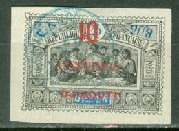 Cotes Fr Des Somalis    31  Ob   TB - Côte Française Des Somalis (1894-1967)