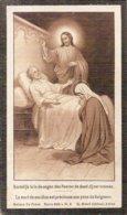 DP. MARIE CASTEL ° WEVELGHEM 1852 - + PETIT BEGUINAGE A GAND 1927 - Religion & Esotérisme