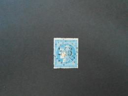 CERES 20 C Type II Report 2 Y&T 45B, état B - 1870 Ausgabe Bordeaux