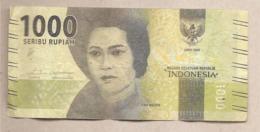 Indonesia - Banconota Circolata Da 1000 Rupie P-154c.1 - 2018 - Indonesien