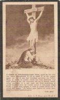 DP. OMER BOUCKAERT ° CUERNE 1907- + 1926 - Religion & Esotérisme