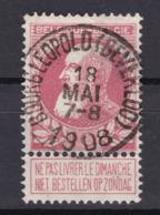 N° 74   BOURGLEOPOLD ( BEVERLOO ) - 1905 Barbas Largas