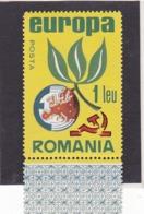 Romania Spain Exile ,FULL SET  EUROPA CEPT 1965 MNH, ** OG. - 1965
