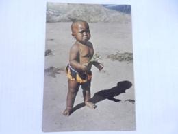 BASUTOLAND PETITE FILLE MOSOTHO - Sud Africa