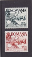 Romania Spain Exile Europa CEPT 1958 STAMP Perforated Issue 10 Mai 1958,MNH,OG. - Europa-CEPT