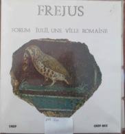 FRÉJUS- FORUM IULII, UNE VILLE ROMAINE (LOUIS ROBION) 1982- Edité Par Le CDDP Avec 20 Diapositives - Provence - Alpes-du-Sud