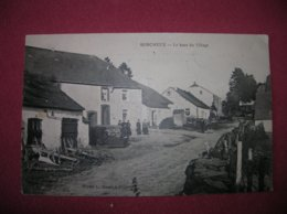 Bercheux   Le Haut Du Village - Vaux-sur-Sûre