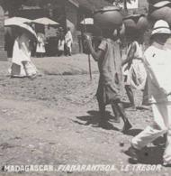ↂ MADAGASCAR FIANARANTSOA LE TRESOR C. 1900 CARTE POSTALE ANCIENNE COLONIE FRANCAISE CPA ANIMÉE - Madagascar