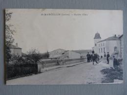 Cpa 42 LOIRE SAINT MARCELLIN - Autres Communes