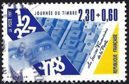 France 1990 - Mi 2762A - YT 2639 ( Stamp Day ) - Francia