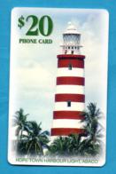 BAHAMAS - Chip Phonecard - Bahamas