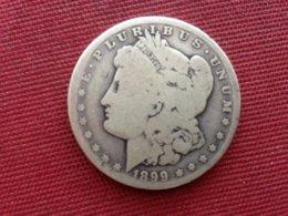 ETATS UNIS Monnaie Dollar 1899 O - 1878-1921: Morgan