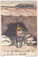 Carte Postale Militaria Humoristique Anti-boches  Par O'Gene Trés Beau Plan - Humor