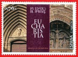 España. Spain. 2014. Edades Del Hombre. Aranda De Duero. Eucaristia - 1931-Heute: 2. Rep. - ... Juan Carlos I