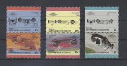 ST VINCENT & GRENADINES  YT  Automobile  Centre Renversé  Neuf **  1985 - St.Vincent & Grenadines