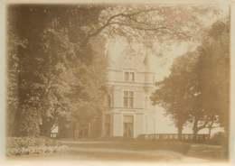 140919 - PHOTO ANCIENNE DEBUT XXème - 18 SANCERRE Château - Famille De CRUSSOL Gotha - Sancerre