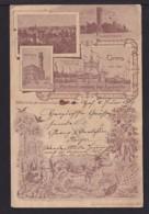 1899 - 5 Pf. Privat-Ganzsache Nürnberg - Bienen Und Bienenkorb - Gebraucht - Abeilles