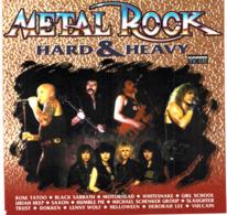 CD N°752 - METAL ROCK - HARD & HEAVY - COMPILATION - Hard Rock & Metal
