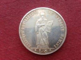 SAINT MARIN Monnaie De 5 Lire Copie ???? 23 Grs Superbe état - Saint-Marin