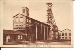 71 - Montceau-les-Mines - Puits Plichon - Montceau Les Mines
