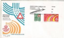 ESPAÑA SPD 1993 SEGURIDAD VIAL ROAD SAFETY EXPRES STAMP - Accidentes Y Seguridad Vial