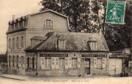 CHIRY OURSCAMP  Hotel De La Tour - Francia