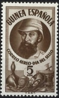 Guinea 294 * Iradier. 1950. Charnela - Guinea Spagnola