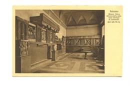 14255 - Palermo - Museo Civico - Interno Della Sala Delle Metope Di Selinunte (627-409 A. C.) - Palermo