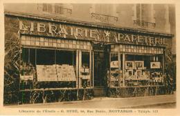 45 Montargis  Librairie De L'etoile - Montargis