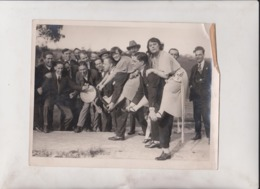 Stage Stars Frolics Rockets Company Melbourne Macleod Sanatorium Invalid Soldiers 21*16CM Fonds Victor FORBIN 1864-1947 - Fotos