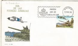 ESPAÑA SPD 1980 FUERZAS ARMADAS ARMY MILITAR - Militares
