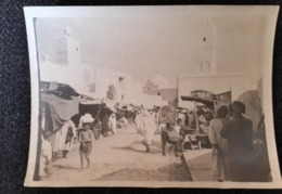 KAIROUAN LA RUE SAUSSIER - Tunisia
