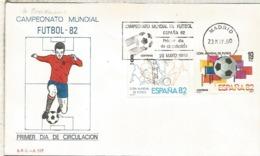 ESPAÑA SPD 1980 COPA MUNDIAL DE FUTBOL 1982 FIFA WORLD CUP ESPAÑA 82 - 1982 – Espagne