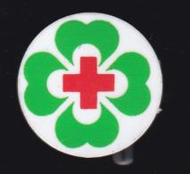 60039-Broche Plastique...medecine.santé.. - Médical