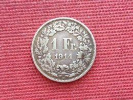 SUISSE Monnaie De 2 Frs 1886 - Suisse