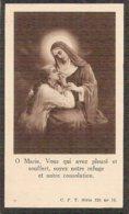 DP. LAURE DECOUTERE ° MONT-A-LEUX 1889 - + 1937 - Religion & Esotérisme