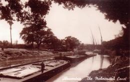 Seltene ALTE  Foto- AK  ALEXANDRIA / Ägypten  - The Mahmoudieh Canal - Gelaufen 1950 Ca. - Alexandria