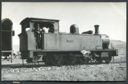 """Cliché Pérève - Espagne 1961 - 130T. """"TAVIRA"""" - Voir 2 Scans Larges - Treinen"""