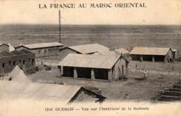Guerre Au Maroc - GUERCIF - Vue Sur La Redoute - Photo Boumendil - Très Bon état   - 2 Scans - Guerres - Autres
