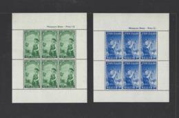 NOUVELLES-ZELANDE.  YT  Bloc N° 3/4  Neuf **  1958 - Blocs-feuillets