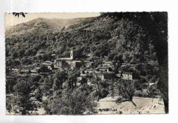 07 - LA SOUCHE ( Ardèche ) - Un Coin Tranquille Du Village. Carte Glacée - Francia