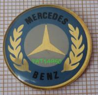 MERCEDES BENZ Le LOGO En Version EPOXY - Mercedes