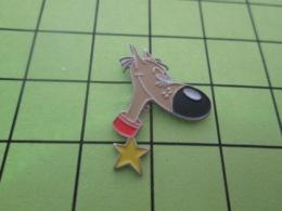 810G PIN's PINS / Rare Et De Belle Qualité / THEME BD BANDE DESSINEE : CHIEN RANTANPLAN LUCKY LUKE - BD