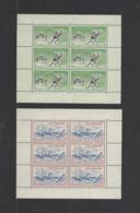 NOUVELLES-ZELANDE.  YT  Bloc N° 1/2  Neuf **  1957 - Blocs-feuillets