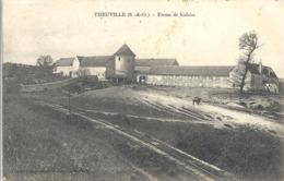 CPA Theuville Ferme De Lalaire - Autres Communes