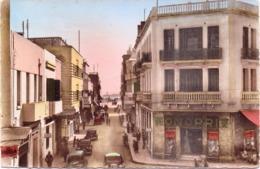 Seltene Alte  Foto- AK  SOUSSE / Tunesien  - Rue Villedon -  Ca. 1950 - Tunisia
