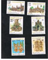CAMBODIA (KAMPUCHEA)   - SG 427.432 -    1983 KHMER CULTURE         - USED ° - Kampuchea